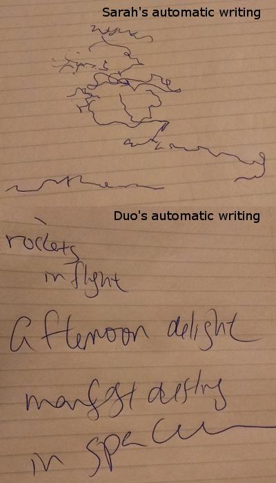 automaticwritings