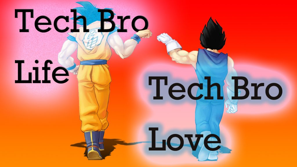 Tech Bros in Love