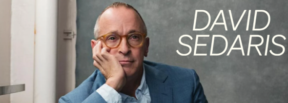 David Sedaris Looking Suave