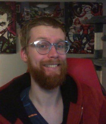RedBeard Twitch Streamer